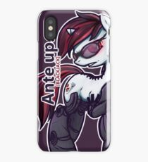 Ante Up - Augmented V2 iPhone Case