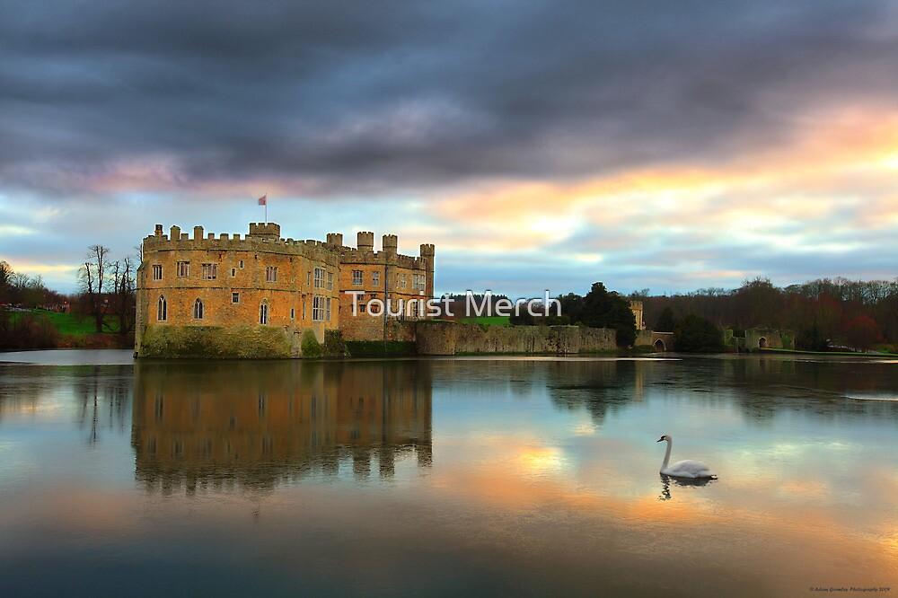 Quot Leeds Castle Kent England Quot By Adam Gormley Redbubble