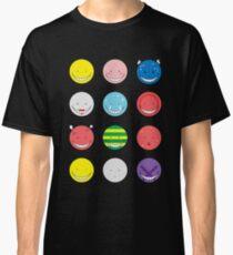 Koro Sensei Emotions Classic T-Shirt