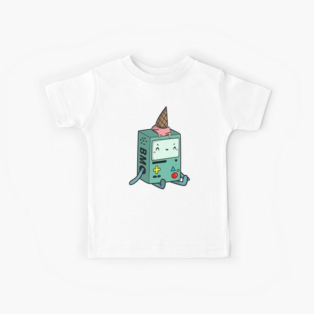 BMO adventure time Kids T-Shirt