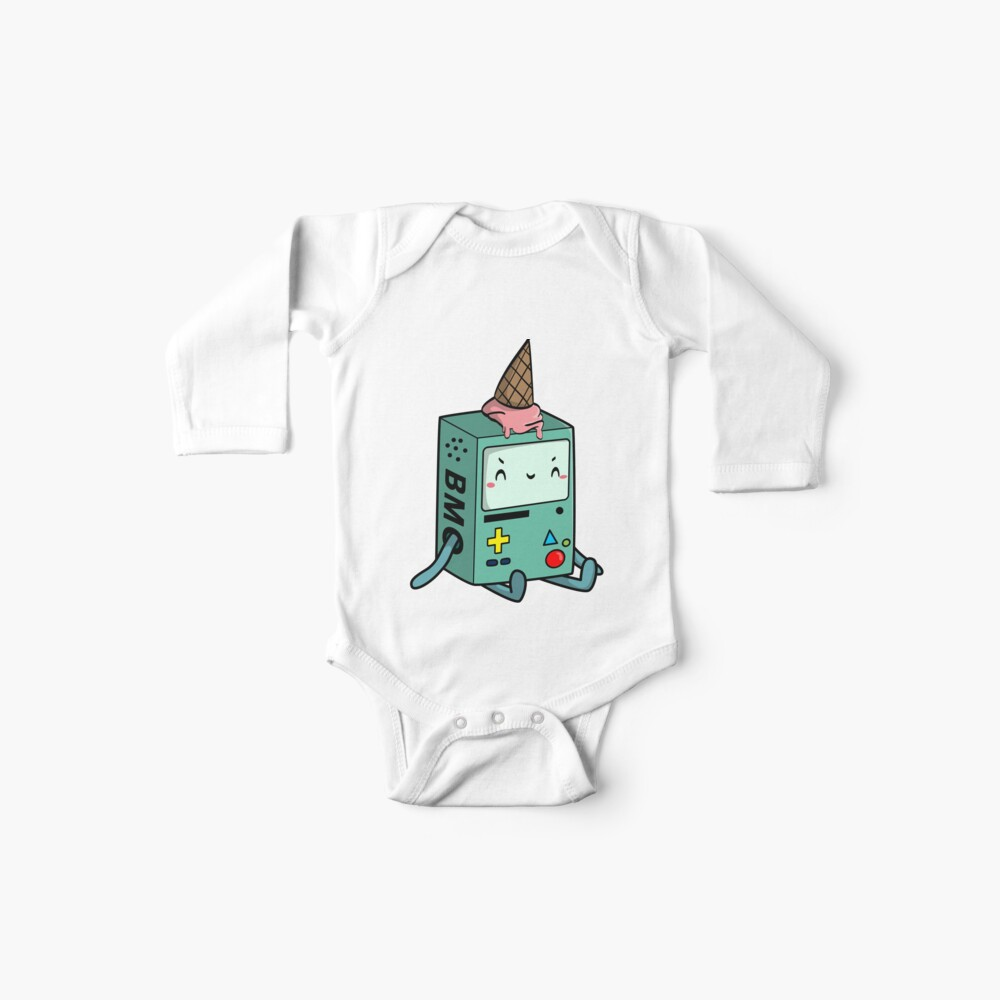 BMO adventure time Baby One-Piece