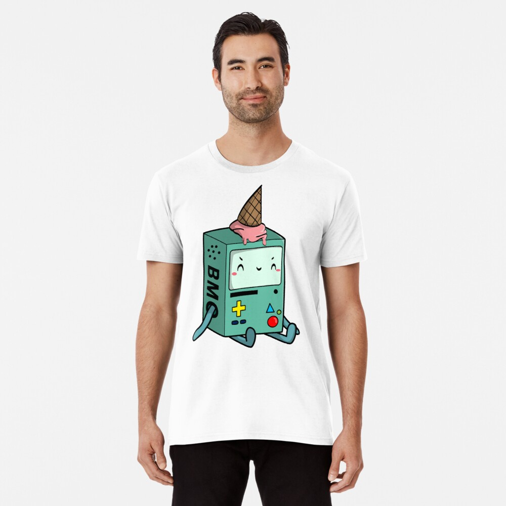 BMO adventure time Premium T-Shirt