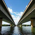 Beneath The Bridge Canberra ACT by Deirdreb