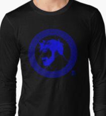 ADAM LIKES GREECE - BLUE Long Sleeve T-Shirt