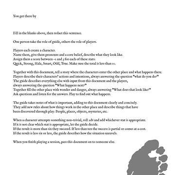 Foortprints by acegiak