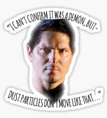 Zak Bagans Sticker