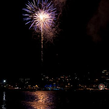 Fire Works 2009 by outafocus