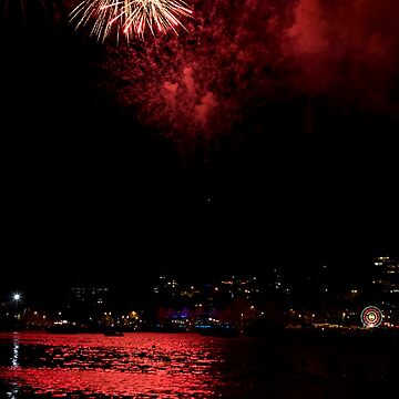 Fire Works by outafocus