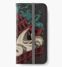 吉光 Yoshimitsu, Leader Of The Honorable Manji Clan iPhone Wallet/Case/Skin