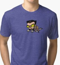 Owlboy Tri-blend T-Shirt