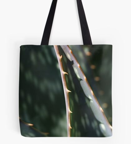 Succulent Sharp Tote Bag