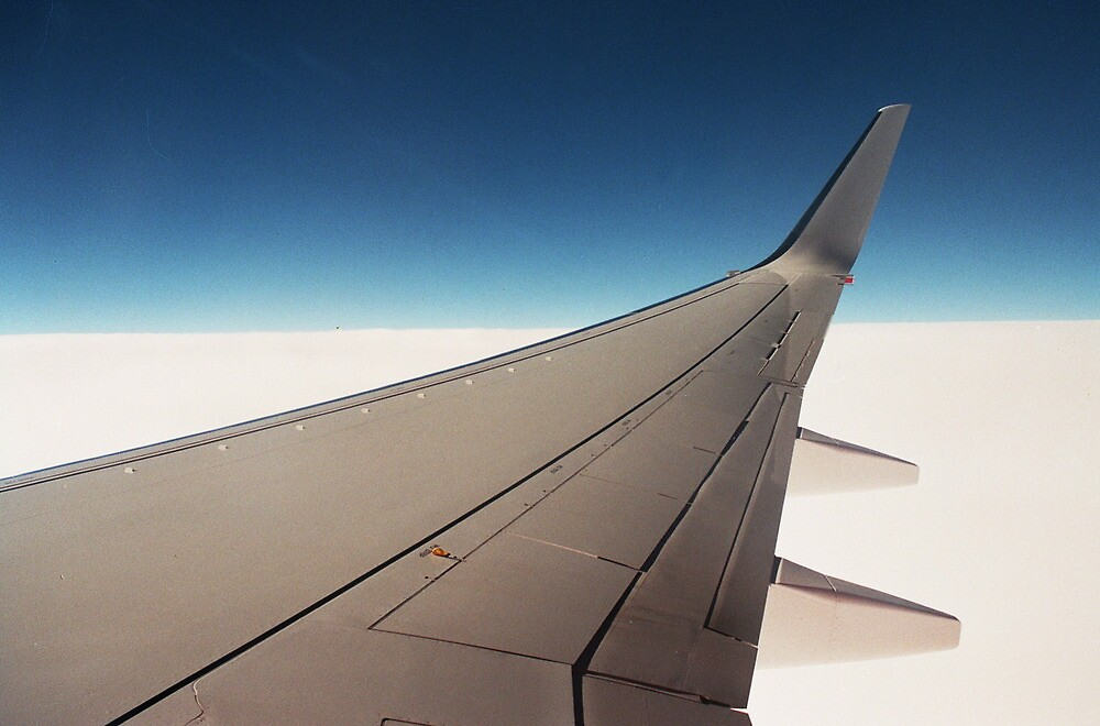 Plane Wing by jayded