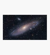 Andromeda Galaxy, M31 Photographic Print