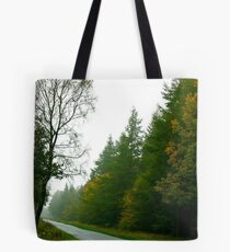 Forest Drive - Dalby Forest Tote Bag
