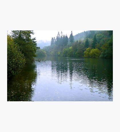 Staindale Lake - Dalby Forest Photographic Print