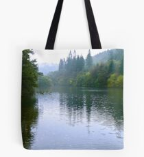 Staindale Lake - Dalby Forest Tote Bag