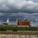 Well Defended Portsmouth by wiggyofipswich