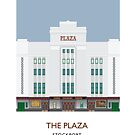 STOCKPORT PLAZA - Poster Style by exvista