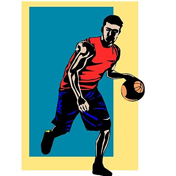 Basketball Player by denip