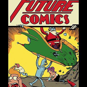 Zukünftige Comics von spike00