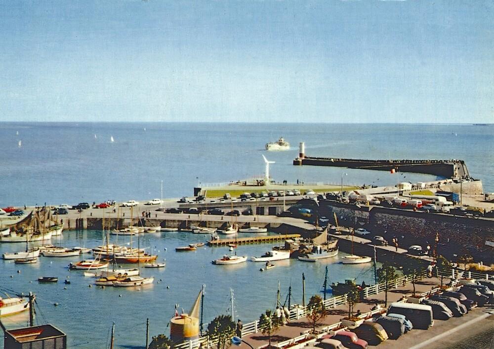 « Port de Royan en 1966 (2) » par Francois Richet