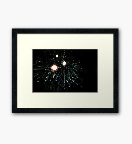 Big Bang 2 Framed Print