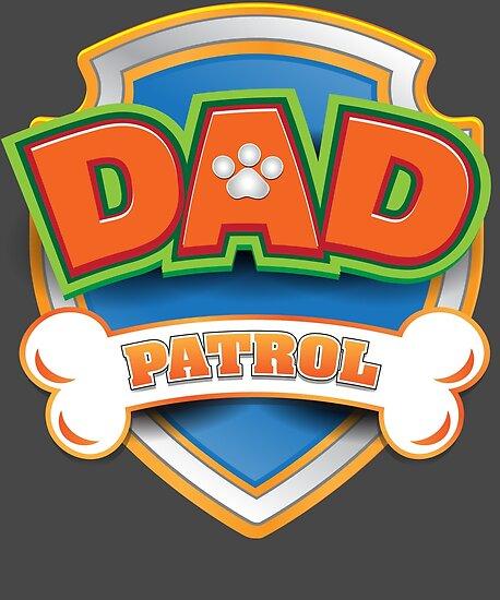 8304fb57 Funny dad patrol gift art for all amazing men or boys nbretail jpg 458x550 Dad  patrol