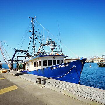 Portland Harbour, Vic. Australia by EdsMum