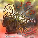 Sounds of Heaven [ Geige, Violine - Psalm 33:3 ] von KSN-Berlin