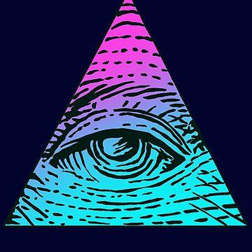 new retro illuminati meme tee 2018 by MUMtees