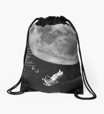 Set your location Drawstring Bag