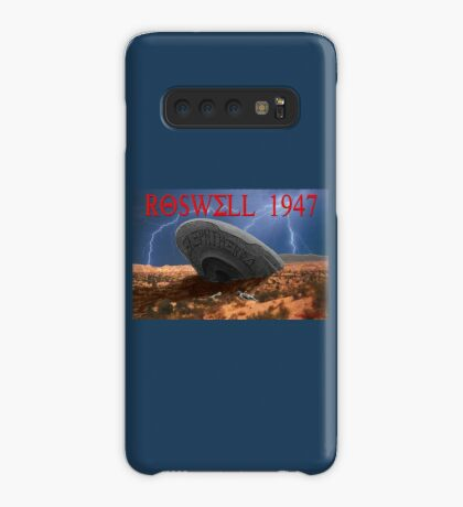 Roswell Lightning Case/Skin for Samsung Galaxy
