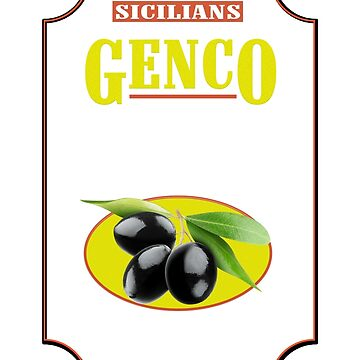 Genco Olive Oil by theycutthepower