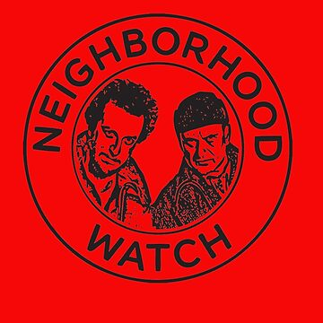 Wet Bandit Neighborhood Watch  by mcnasty