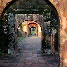 Hue Citadel Arch by Matt Bishop