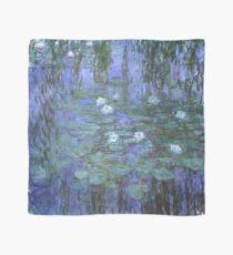 Pañuelo Monet - Blue Waterlilies