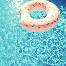Swimming Pool VII by Cassia Beck