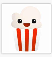 Popcorn Time Sticker
