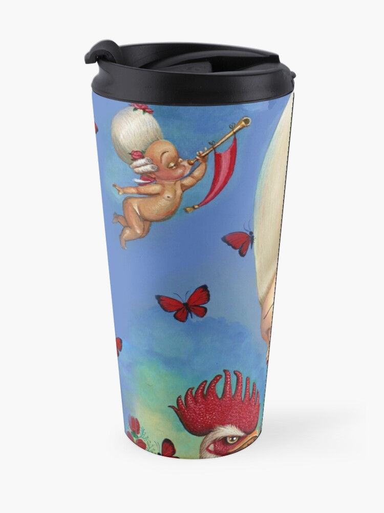Alternate view of COCK-A-DOODLE Travel Mug