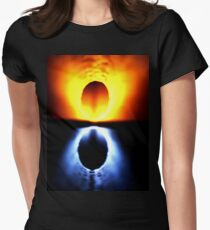 Life and Death Women's Fitted T-Shirt