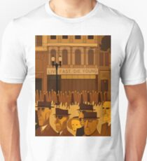 Collins Street, 5pm Live Fast, Die Young Unisex T-Shirt