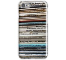 Long Players 3 iPhone Case/Skin