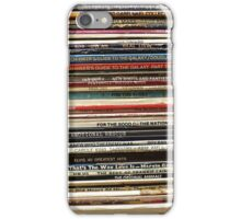 Long Players 1 iPhone Case/Skin