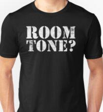 Film- und Fernsehproduktionsraum Ton Slim Fit T-Shirt