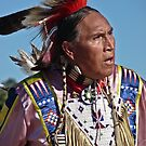 Sioux Dancer by Linda Gregory