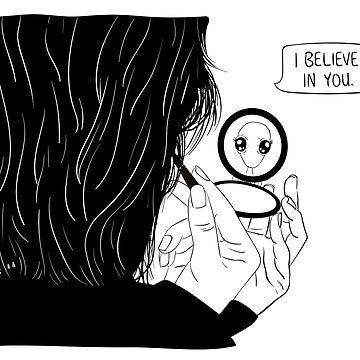 Alien Beauty: I Believe In You by strangecity