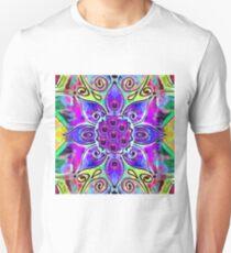 Floral Watermedia Unisex T-Shirt