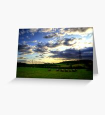 Brockadale Nature Reserve Greeting Card