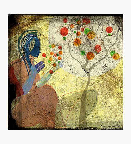 a whisper for mother nature 2 Photographic Print