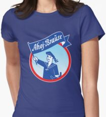 Ahoj Brause Women's Fitted T-Shirt